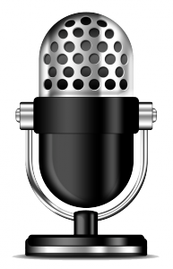 Florida Family Minute microphone