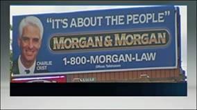 Crist Morgan billboard