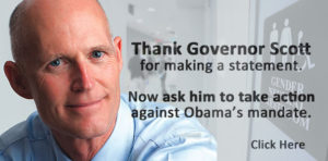 Rick Scott Gray With Obama Text 2nd