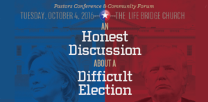 election, discussion, forum