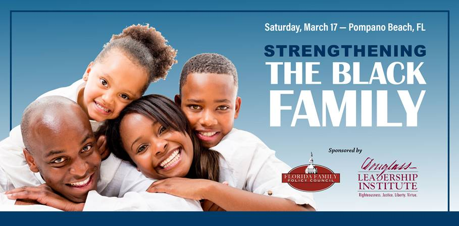 strengthening black family forum, douglass leadership institute