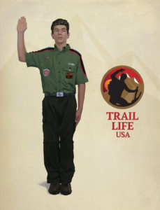 trail life usa, scout, troop, trailman