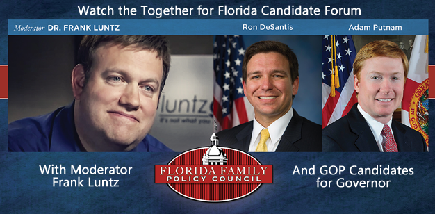 Together for Florida Candidate Forum
