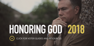 Honoring God With Your Vote