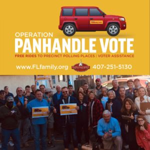 operation panhandle vote