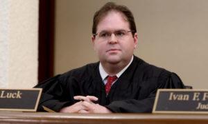 Robert Luck, Florida Supreme Court, Governor Ron DeSantis, DeSantis