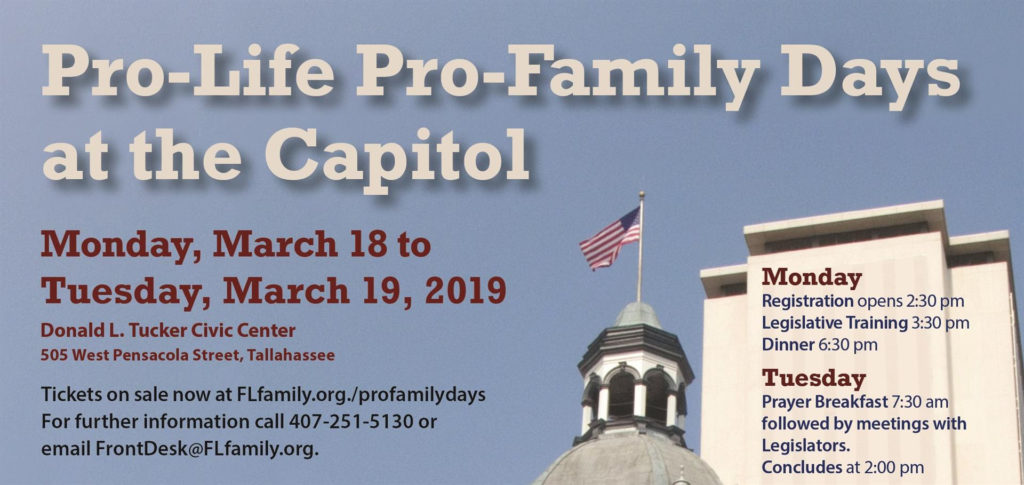 pro family days 2019, tallahassee, florida